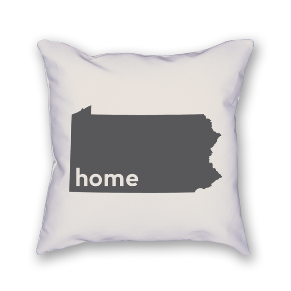 Pennsylvania - Home Sweet Pillow Co