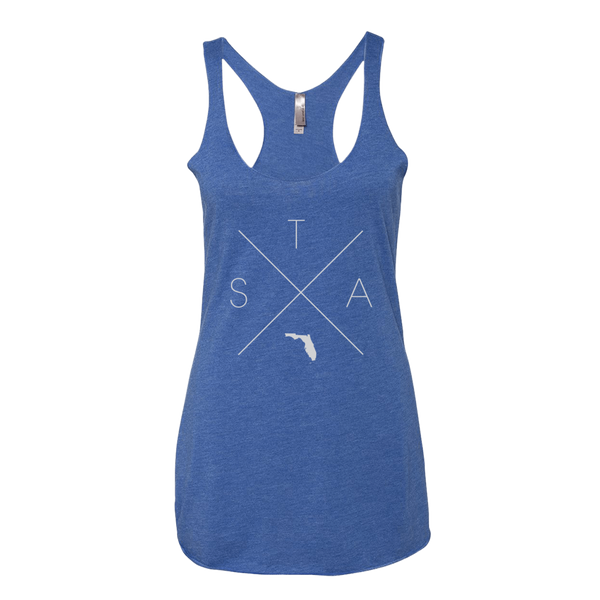 St. Augustine Racerback Tank - Home Sweet Pillow Co