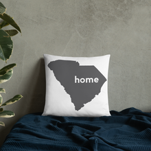Load image into Gallery viewer, South Carolina Pillow - Home Sweet Pillow Co