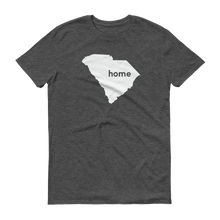 Load image into Gallery viewer, South Carolina Home T-Shirt - Home Sweet Pillow Co