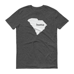 South Carolina Home T-Shirt - Home Sweet Pillow Co