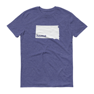 South Dakota Home T-Shirt - Home Sweet Pillow Co