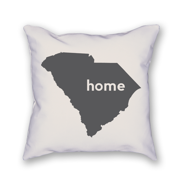 South Carolina Pillow - Home Sweet Pillow Co
