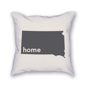 South Dakota Pillow - Home Sweet Pillow Co