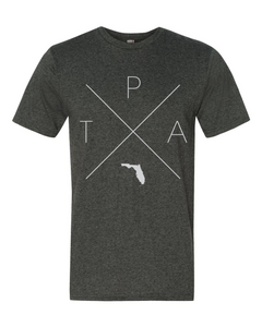 TPA – Tampa International Airport Tee - Home Sweet Pillow Co