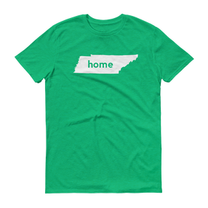 Tennessee Home T-Shirt - Home Sweet Pillow Co