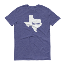 Load image into Gallery viewer, Texas Home T-Shirt - Home Sweet Pillow Co