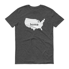 Load image into Gallery viewer, America Home T-Shirt - Home Sweet Pillow Co
