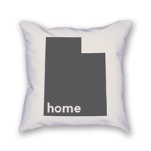 Load image into Gallery viewer, Utah Pillow - Home Sweet Pillow Co