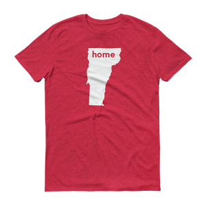 Vermont Home T-Shirt - Home Sweet Pillow Co
