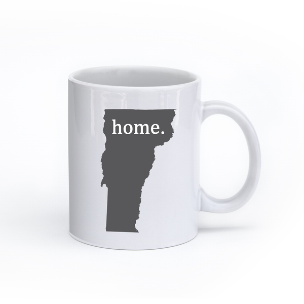 Vermont Home State Mug - Home Sweet Pillow Co