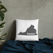 Load image into Gallery viewer, Virginia Pillow - Home Sweet Pillow Co