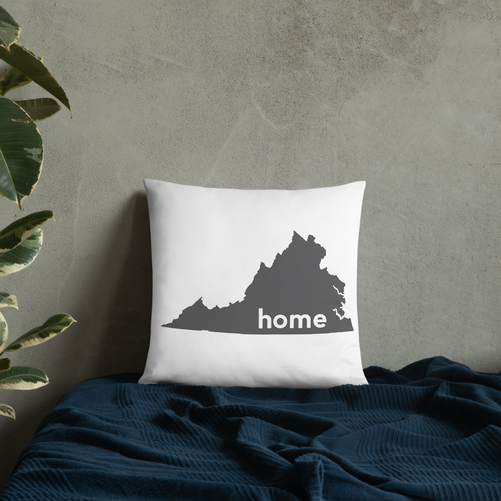Virginia Pillow - Home Sweet Pillow Co
