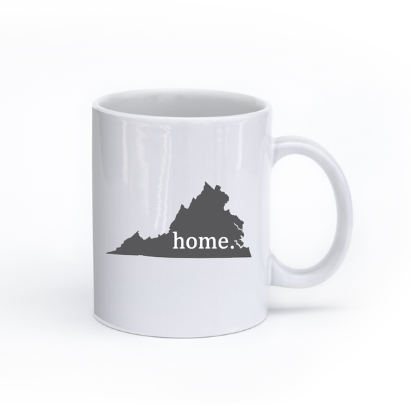 Virginia Home State Mug - Home Sweet Pillow Co
