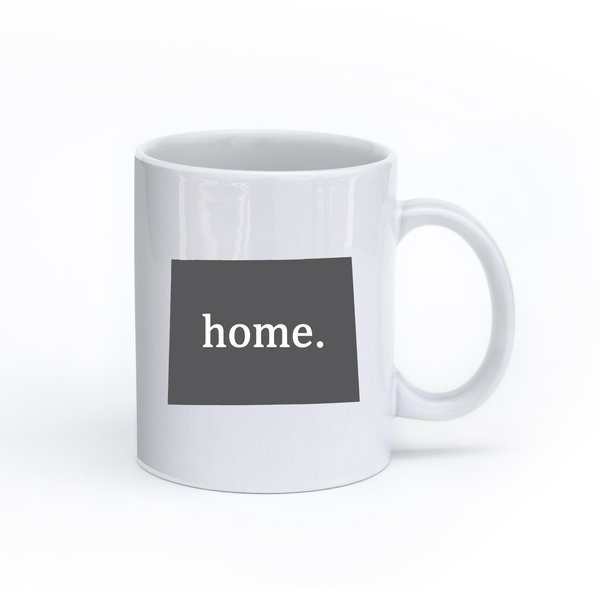 Wyoming Home State Mug - Home Sweet Pillow Co