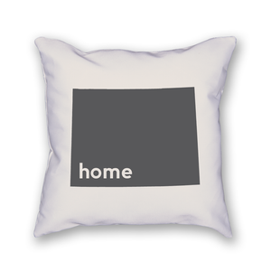 Wyoming Pillow - Home Sweet Pillow Co