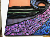 Stained Glass Waves PDF Tutorial