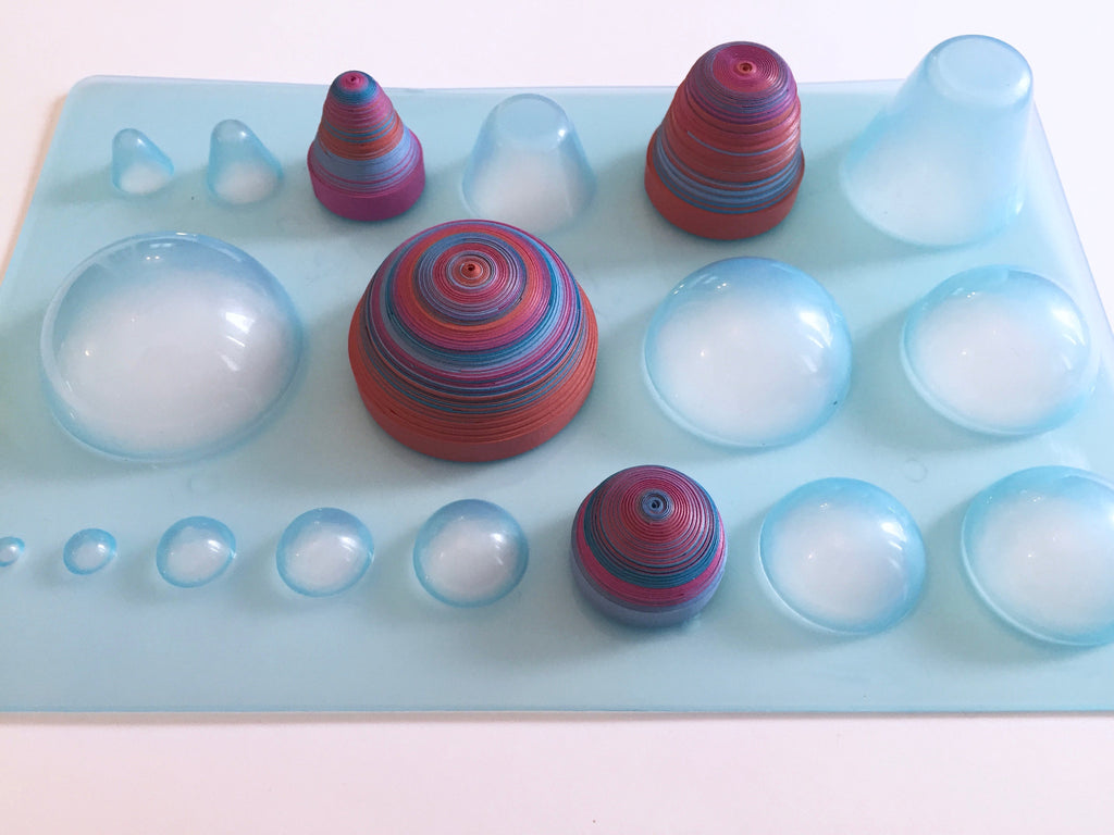 Quilling Mold - 18 Sizes