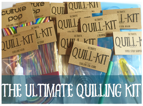 The Ultimate Quilling Kit