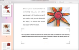 Sunflower Suncatcher Digital PDF Tutorial