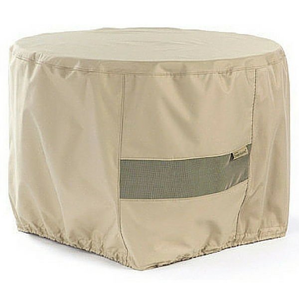 Fire Pit Accessories - Fire Pit Cover 48""