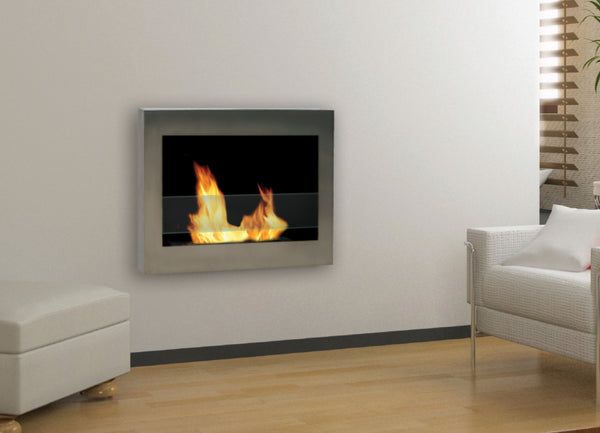 Anywhere Fireplace - SoHo - Indoor Wall Mount Fireplace From Anywhere Fireplace