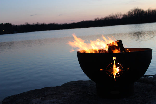Fire Pit - Navigator Outdoor Fire Pit By Fire Pit Art