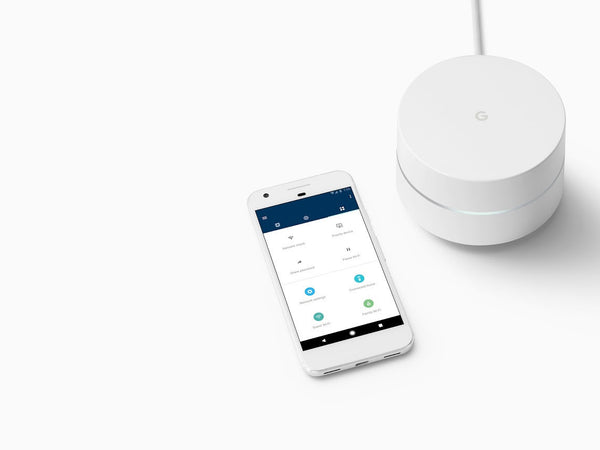 Google Wifi Router image 25054199182