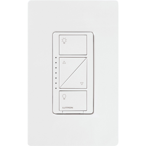 Lutron Caseta Wireless Smart Lighting Dimmer Switch and Remote Kit image 1159832567822