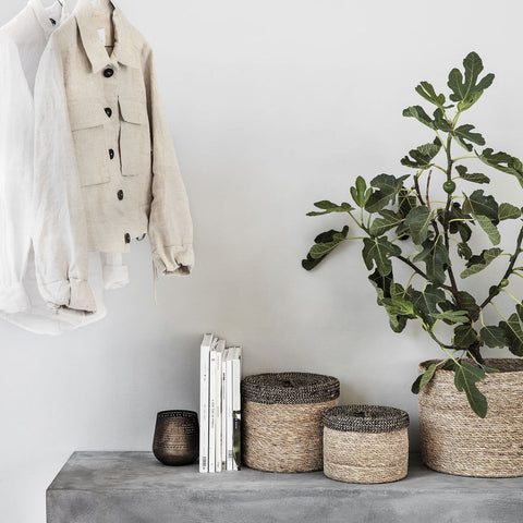 Baskets & Storage Solutions