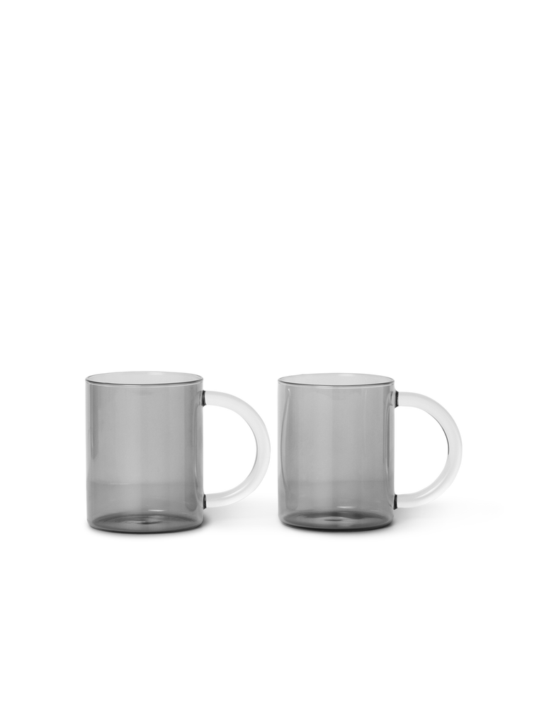 Mug - Still - Set of 2 - Smoked
