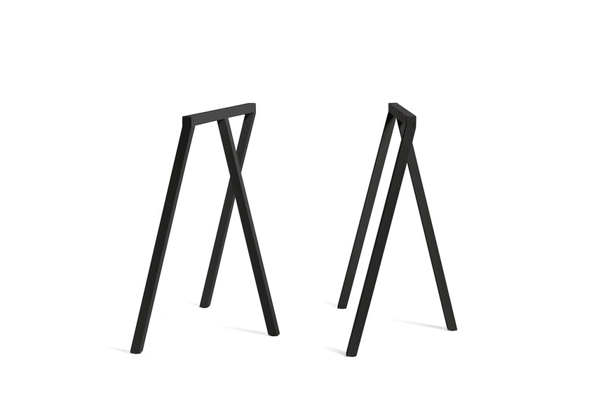 Loop Table Stand Frame - Hay - Black