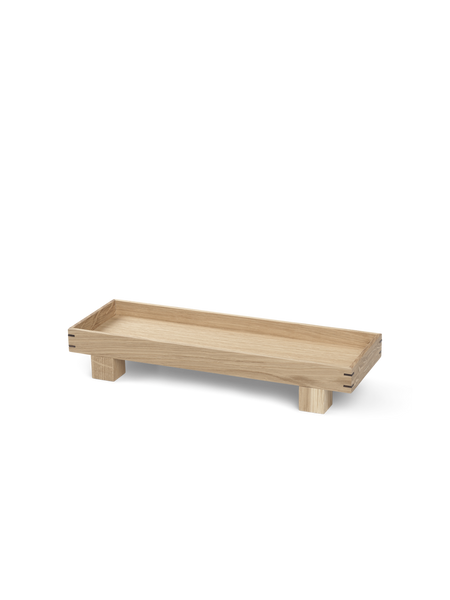 Wooden Tray - Oak - Bon