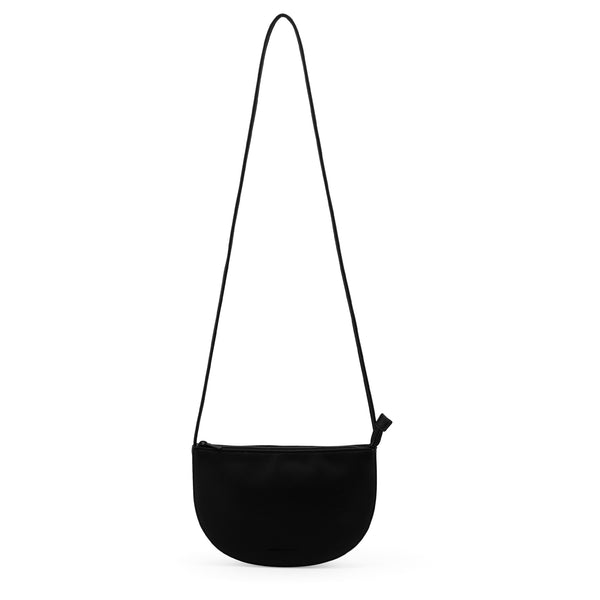 Bag - Farou - Half Moon - Black