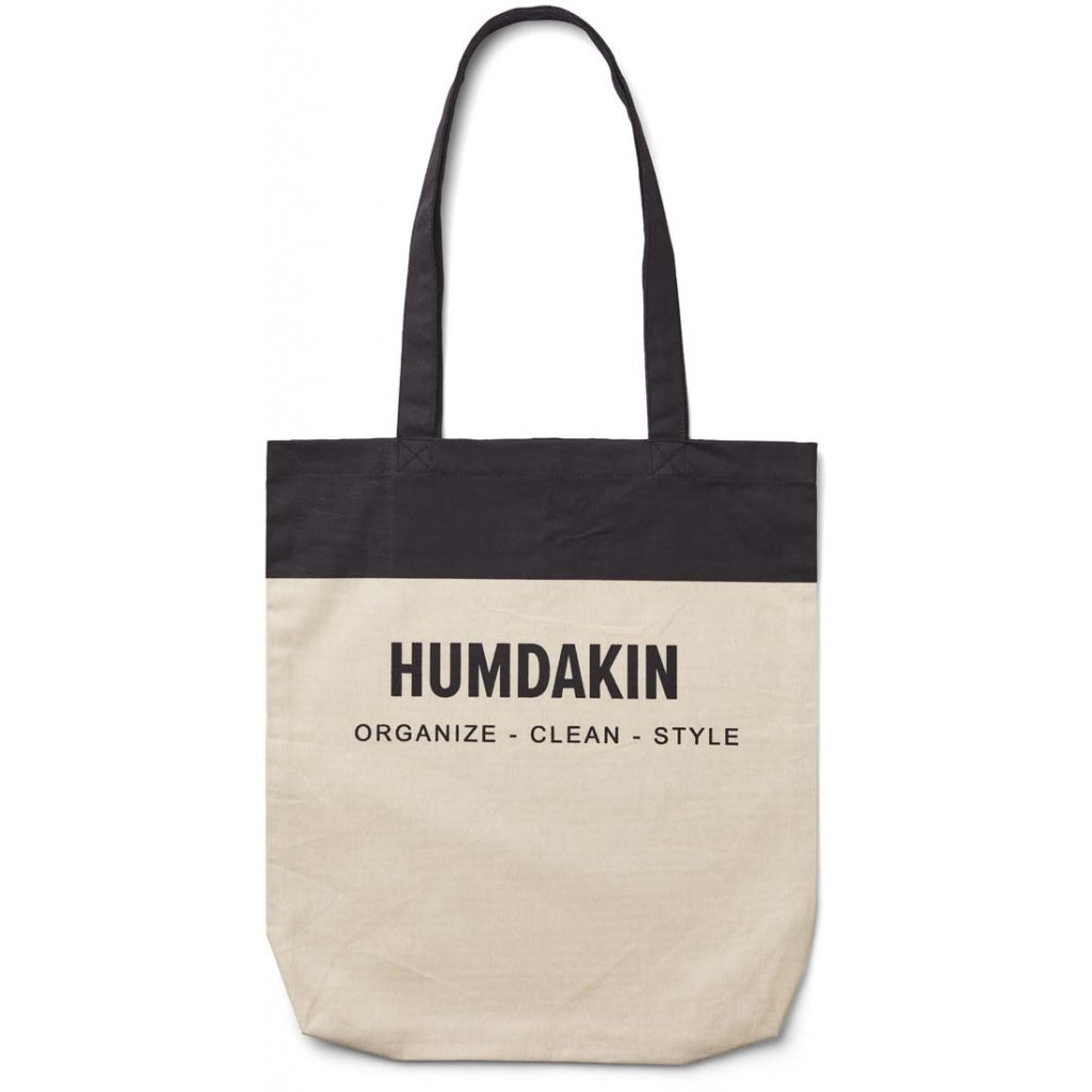 Humdakin Tote Bag - 100% Organic Cotton