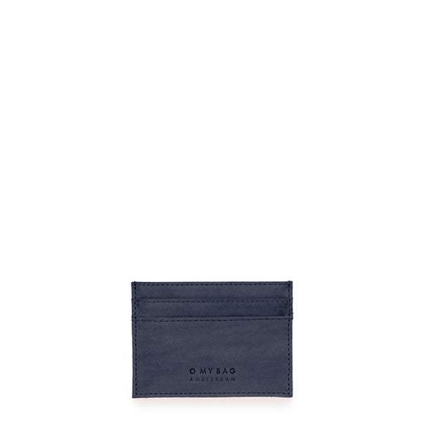 Cardholder - Mark - Eco Leather - Navy
