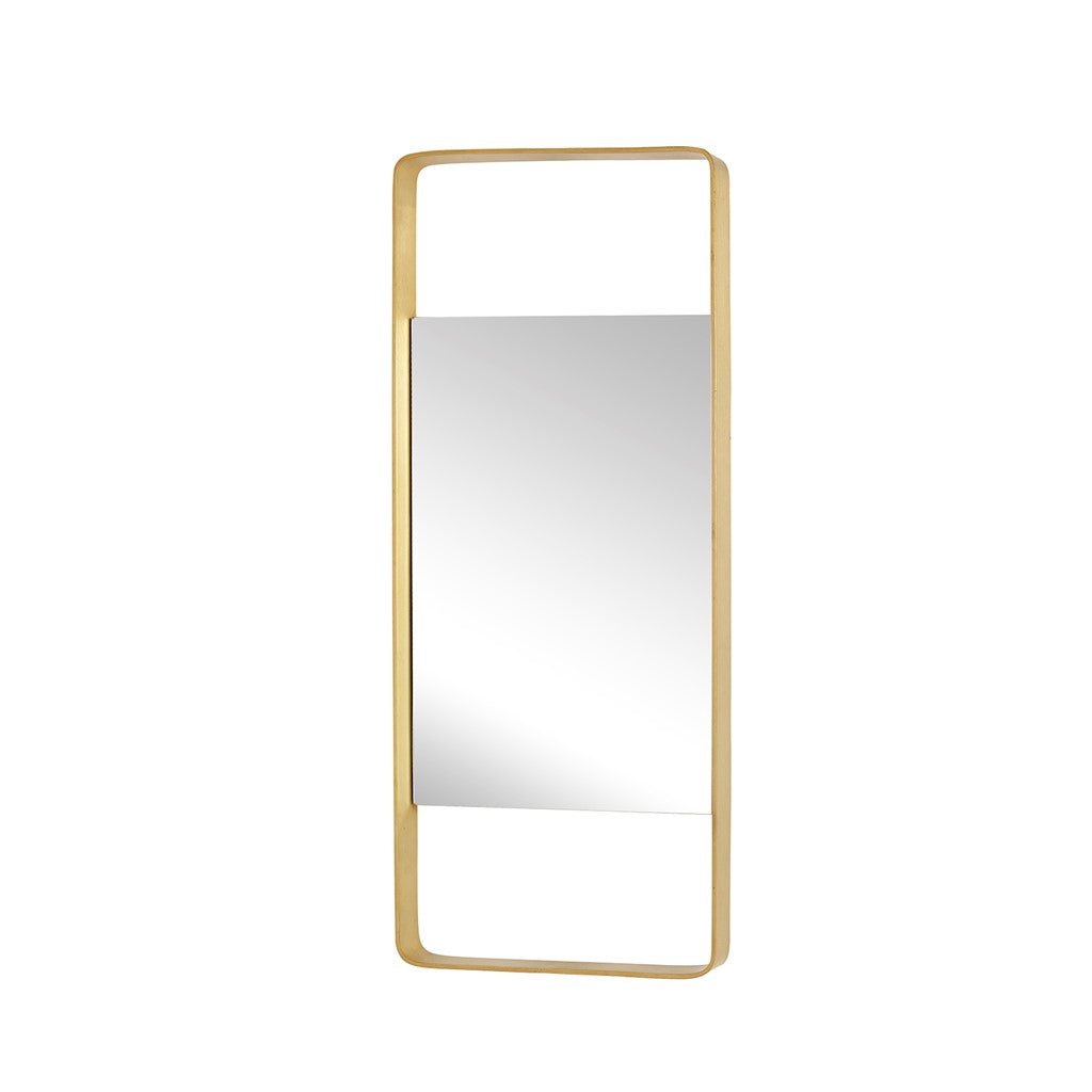 Mirror - Brass - Large
