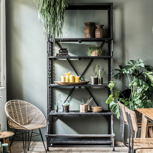 Shelving Unit - Industrial - Archive