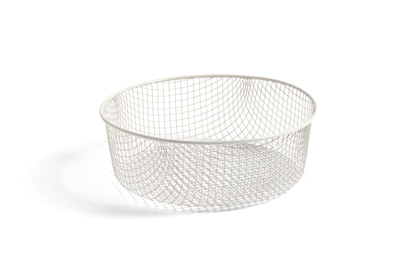 Tray - Trinkets - Wire - Pale Grey