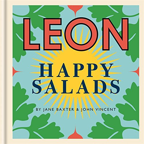 Book - LEON: Happy Salads