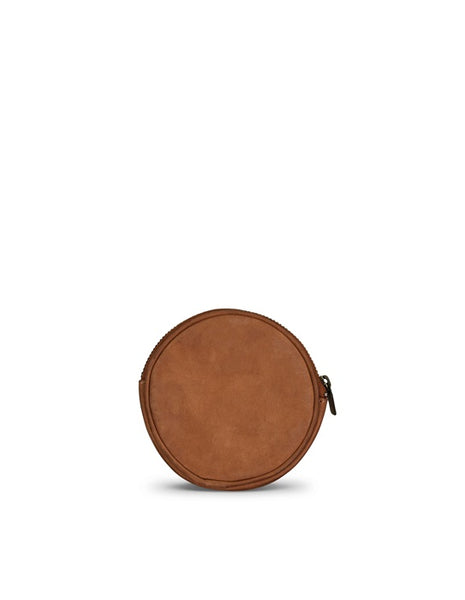 Purse - Luna - Eco Hunter Leather - Camel