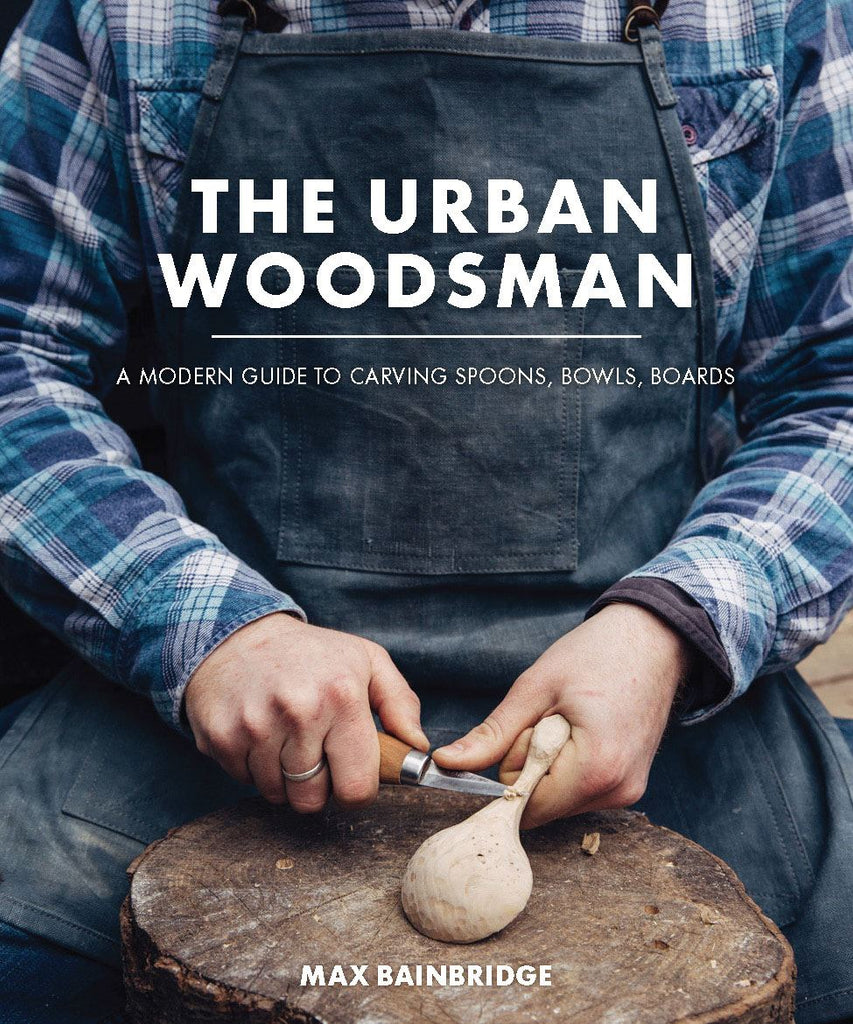 Book - Urban Woodsman