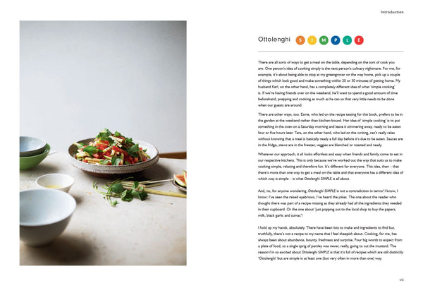 Book - Ottolenghi Simple