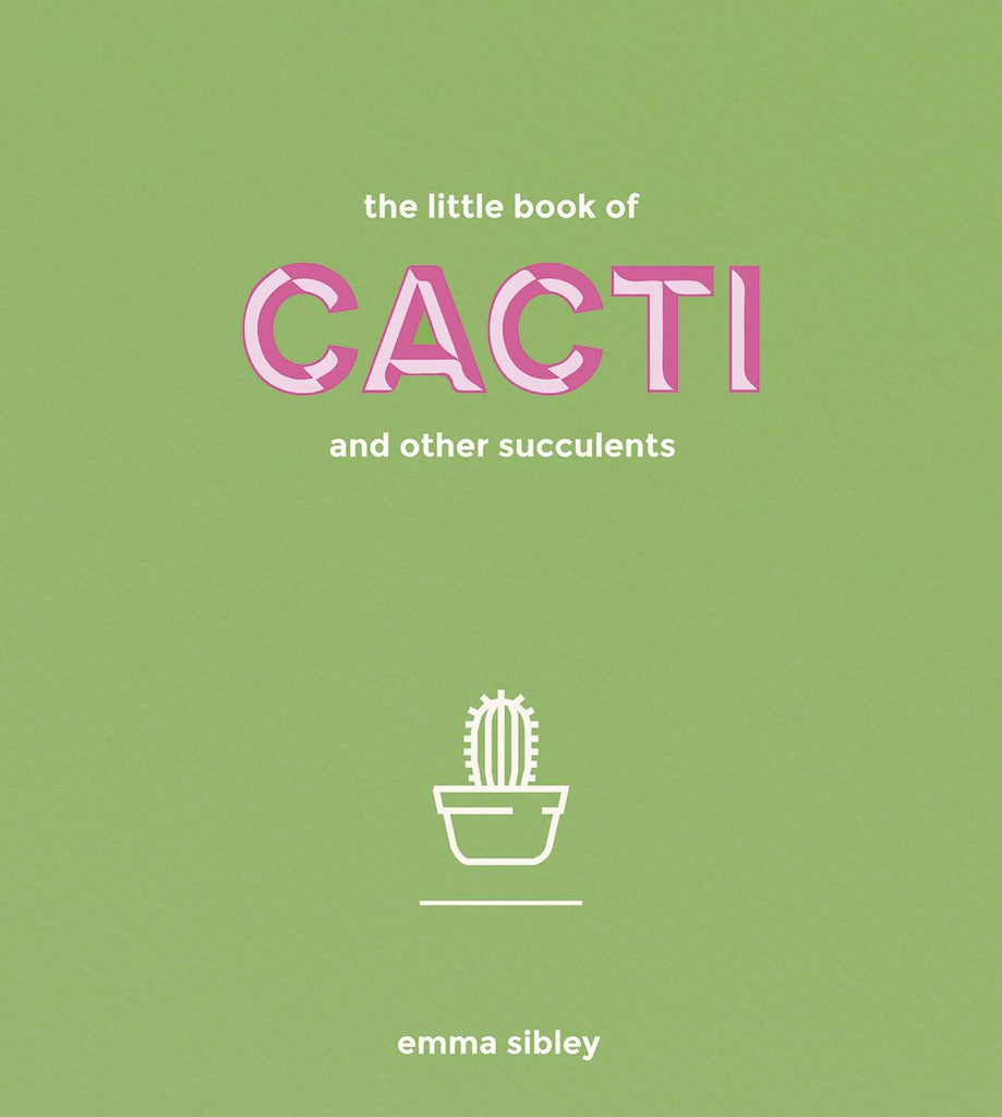 Book - Little Book Of Cacti