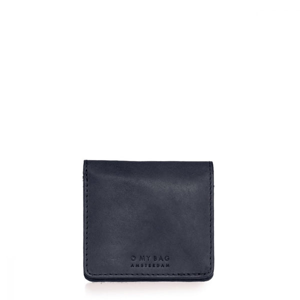 Cardholder - Alex Fold-Over - Eco Classic Navy