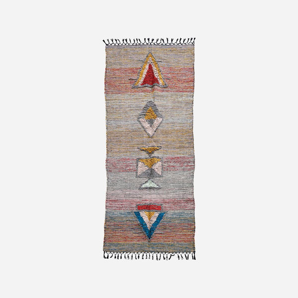Rug - Amara - Runner - Coloured Patterns