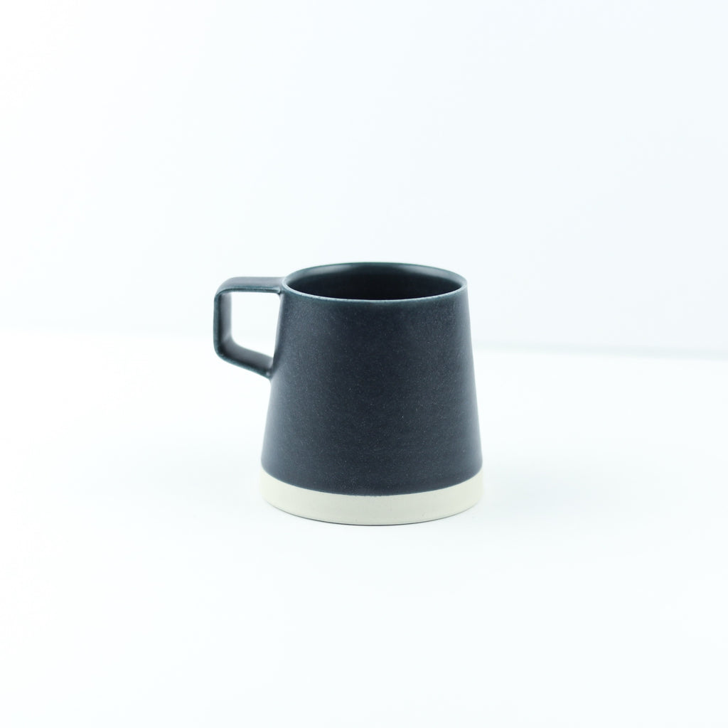 Hand Thrown Mug - Arran St East X Industry - Ink