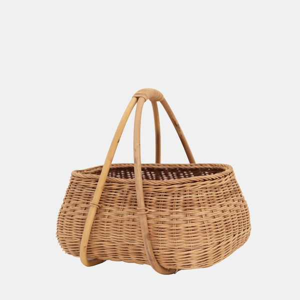 Basket - Mosey with Handles - Handwoven