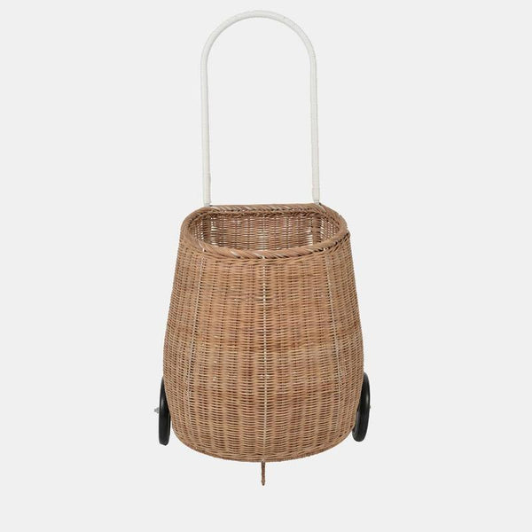 Luggy Basket - Natural Rattan - Large