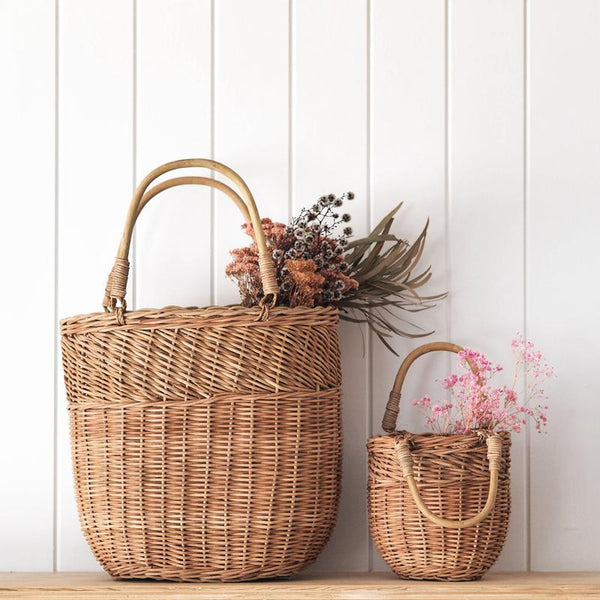 Bucket Bag - Handwoven - Large